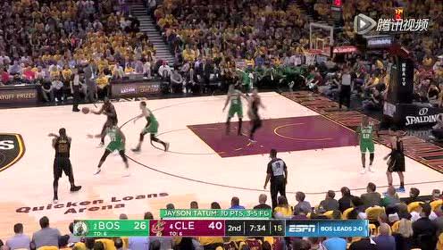 01月05日NBA常规赛 雷霆vs开拓者 精彩镜头