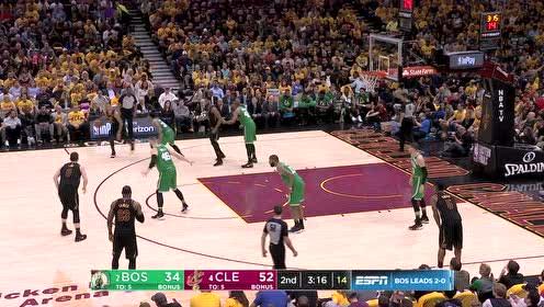 05月20日NBA东部决赛3 雄鹿vs猛龙 精彩镜头