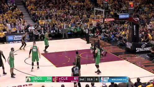 01月05日NBA常规赛 独行侠vs凯尔特人 精彩镜头