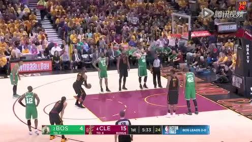 12月05日NBA常规赛 马刺vs爵士 精彩镜头
