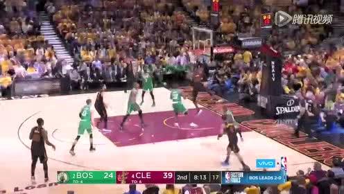 [QQ原声]04月15日NBA季后赛首轮1 雷霆vs开拓者 第一节 录像