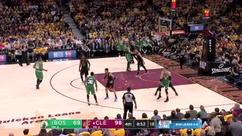 10月13日NBA季前赛 雄鹿vs森林狼 精彩镜头