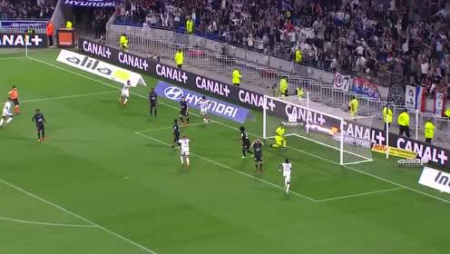 09月14日 法甲第3轮 巴黎圣日耳曼vs马赛 进球视频