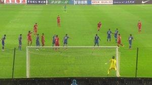 05月25日 中超第11轮 武汉卓尔vs天津天海 进球